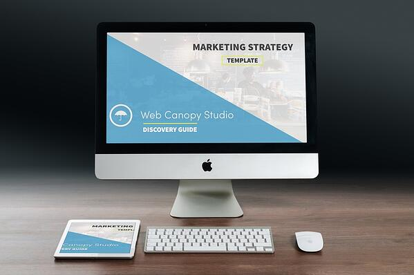 marketing strategy template guide